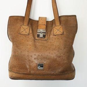 Dooney & Bourke Bags - •Authentic Dooney & Bourke• Ostrich purse